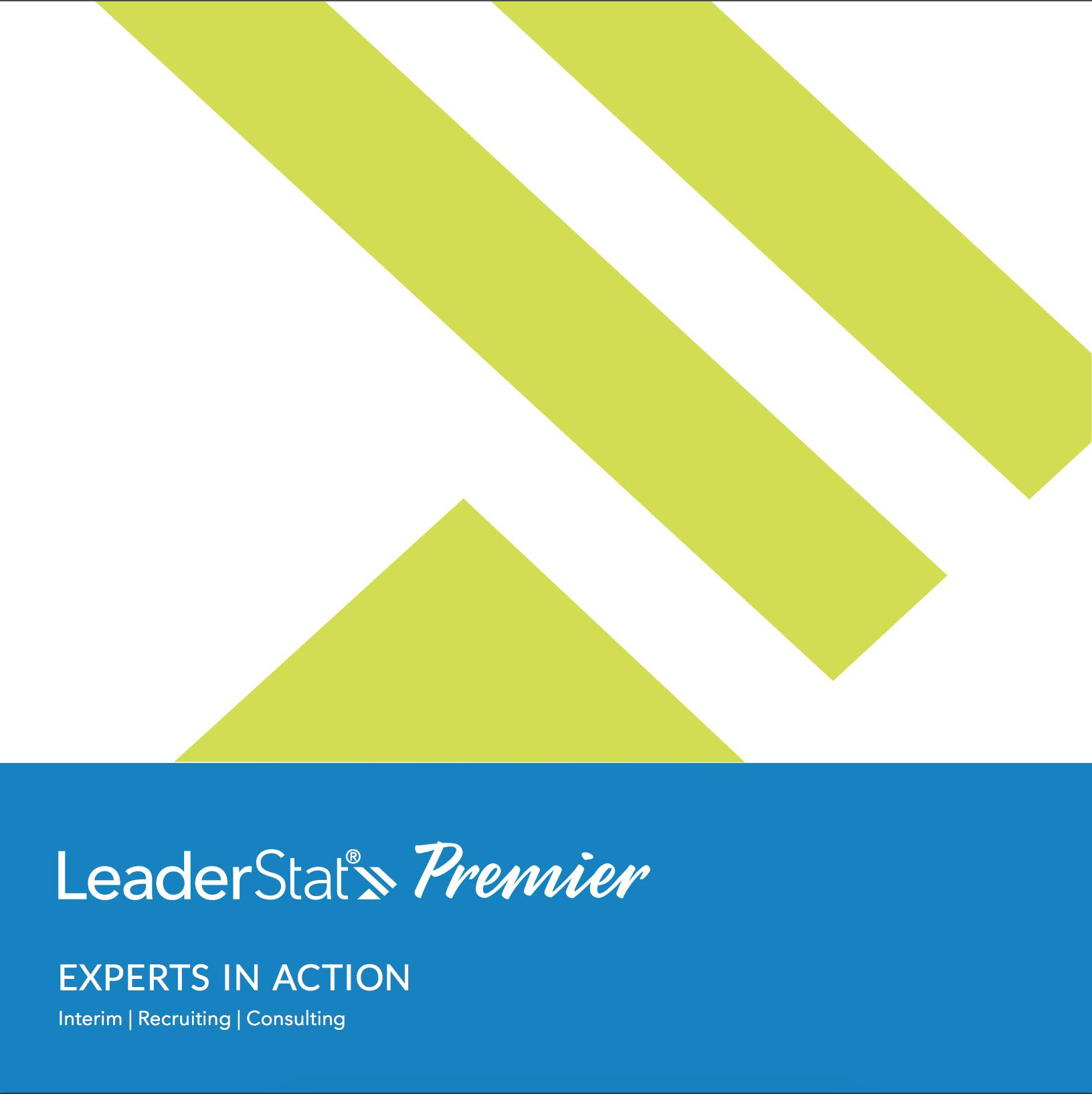 Leaderstat Premier Brochure