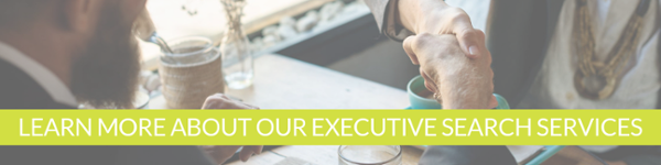 healthcare recruiter executive search